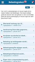 Screenshot of NieuweWetten
