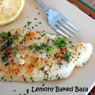 Basa Basa Fish Recipes.