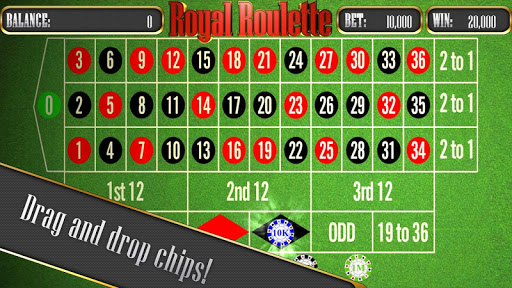 Royal Casino Roulette 3D v1.0 APK (Mod Unlimited Money)