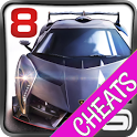 Asphalt 8: Airborne Cheats icon