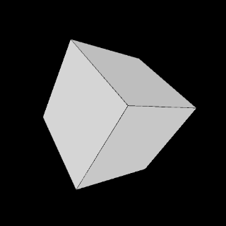 Cube Follower