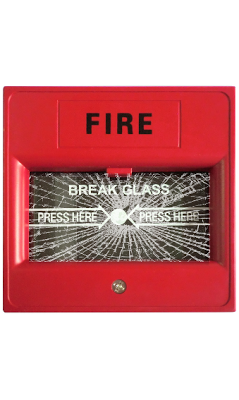 Break Glass Alarm - screenshot