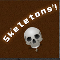 Skeletons Live Wallpaper icon