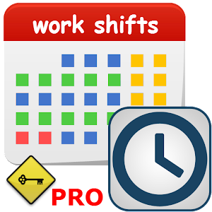 my work shifts PRO APK Cracked Download