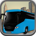 City Bus Driver Sim 3D icon