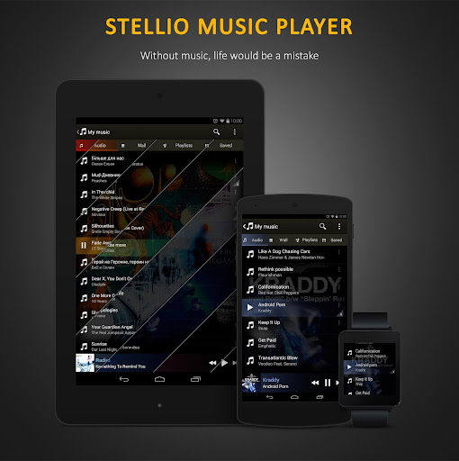 【免費音樂App】Stellio Player Unlocker-APP點子