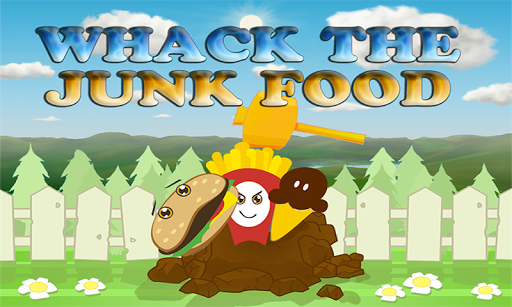 Whack The Junk Food FREE