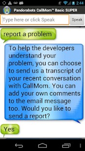 CallMom BASIC - ALICE 2.0- screenshot thumbnail