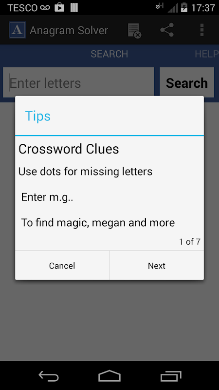 Download: Anagram Solver Pro Apk Data Android - Android Apps