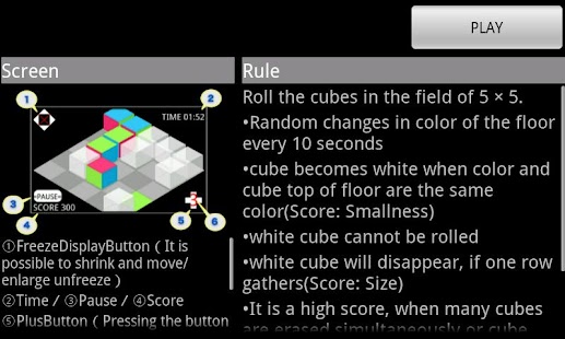 ColorCube - screenshot thumbnail