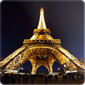 Paris At Night wallpaper icon