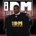 "IDM WEAR  ""I DEFINE ME!"" icon"