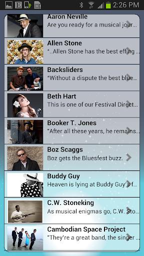 【免費音樂App】Byron Bay Bluesfest-APP點子
