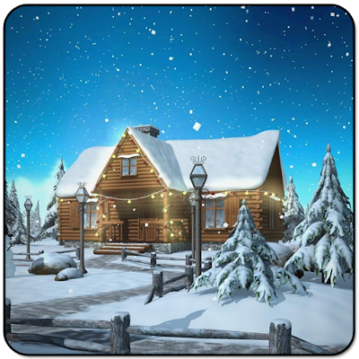 Winter 3D, True Weather v2.03 APK