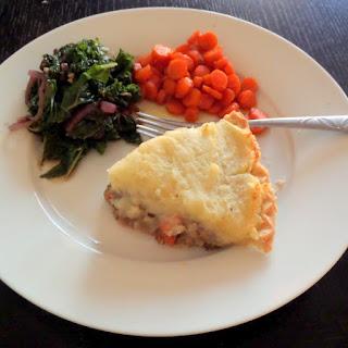 Lamb & Guinness Shepherd's Pie
