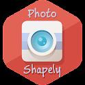 Photo Shapely icon