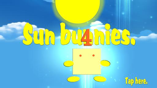 Sun bunnies