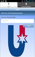 Screenshot of United 1st MobileMoney