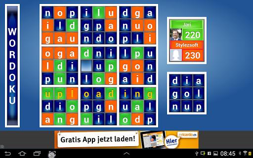 無料解谜Appの単語数独ファイト|記事Game