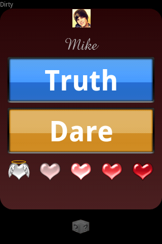 Gay Truth or Dare - screenshot