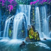 Real Waterfall Wallpaper