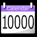万年カレンダー icon