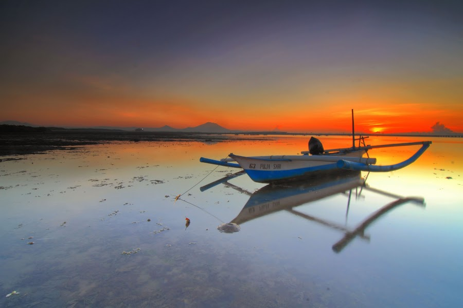 stay with me by I Made  Sukarnawan - Landscapes Sunsets & Sunrises