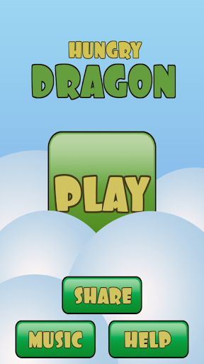 Hungry Dragon Adventure Game