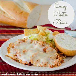 Easy Pasta Bake.