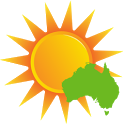 Weather Australia icon