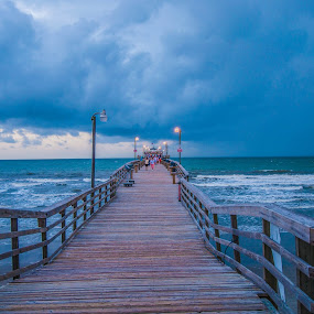 Cherry Grove, SC by Jim Weil - Landscapes Beaches