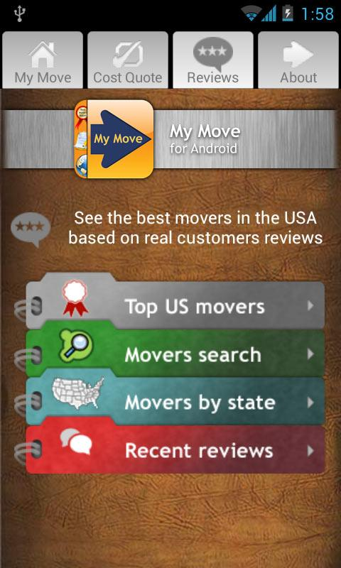 My Move- screenshot