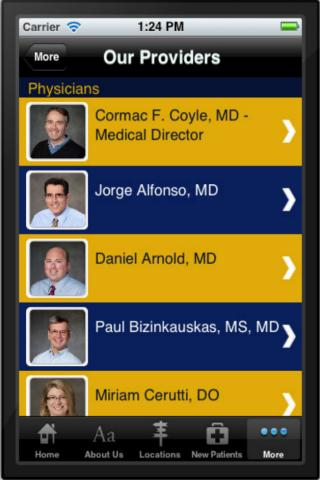 【免費醫療App】Emerald Physicians-APP點子