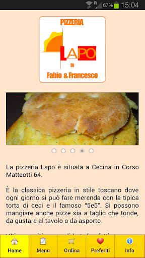 Pizzeria Lapo