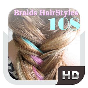 辫子发型HD 生活 App LOGO-硬是要APP