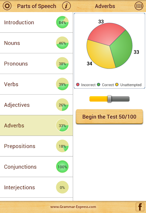 Grammar : Parts of Speech Lite - Android Apps on Google Play