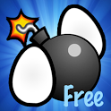 Bomber Eggs Free icon