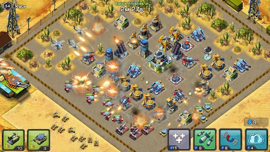 Iron Desert - Fire Storm v2.3.1