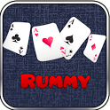 Rummy card game icon