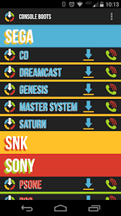 Console Boot Soundboard- screenshot thumbnail