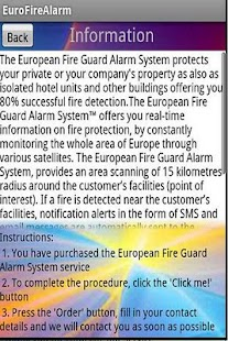 EuroFireAlarm - screenshot thumbnail