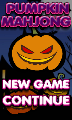 Pumpkin Mahjong - screenshot
