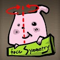 Face Symmetry (얼굴 대칭) logo