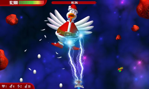 Chicken Invaders 3 Xmas 1.27ggl screenshots 1
