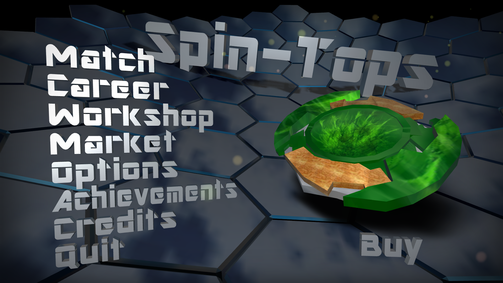 Spin-Tops - screenshot