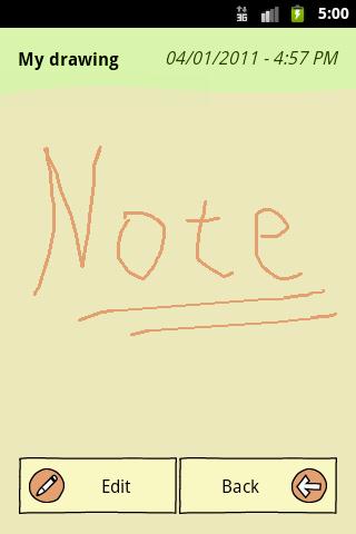 QuickNote Notepad Notes - screenshot