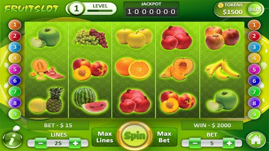 Fruit Slot Free Slot Machines - screenshot thumbnail