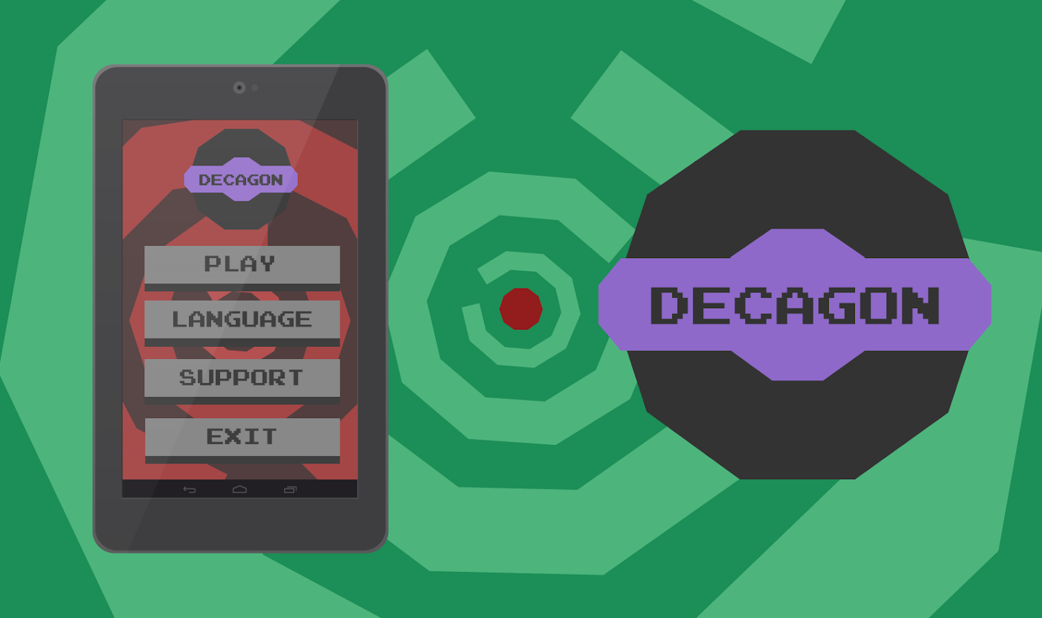 Decagon - screenshot