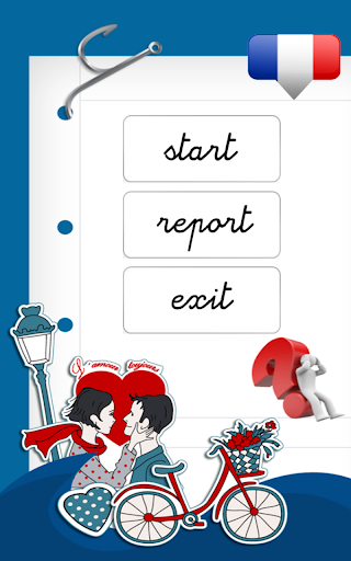 Learn FRENCH with Words FREE