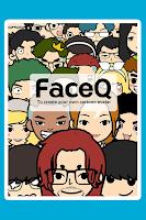 Screenshot of FaceQ